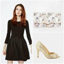 robe noir pour un mariage je suis invitée à un mariage 5 idées looks pour une folle