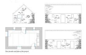 Studio Plan by Gallery Of An Old Breton Barn Converted Into An Artist Studio