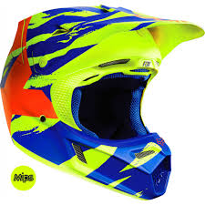 yellow motocross helmet fox v3 marz helmet yellow 2015 mxweiss motocross shop