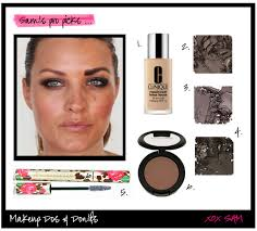 ever worry that you may be guilty of mitting a makeup don t no worries sam