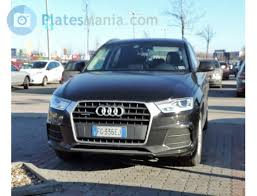 ej audi fg 336 ej audi q3 bologna cars 1994 year series license