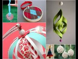 simple diy tree decorations ideas