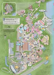 Map Of Hollywood Studios New Downloads Walt Disney World Park Maps Crazy For Disney