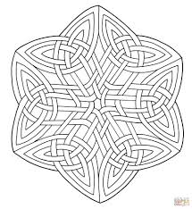 mandala coloring pages displaying images for celtic cross coloring