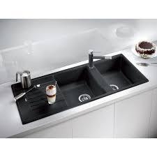 Kitchen Sink Warehouse Zia 210 Bowl Sink Black 1160lx500wx190h The Sink