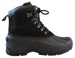 motorcycle track boots amazon com totes mens mike duck boot snow boots