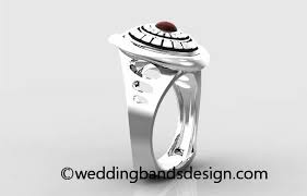 stargate wedding ring stargate engagement rings epic geekdom