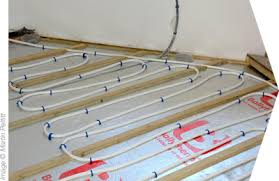 how to install underfloor heating expert advice floorsave