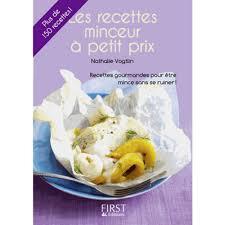 cuisine minceur recettes minceur à petit prix livre cuisine cultura