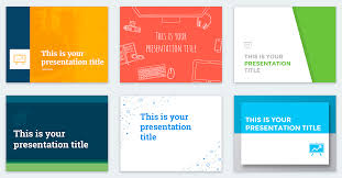 Slide Template free powerpoint templates and slides themes for presentations