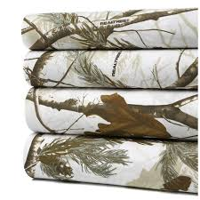 Realtree Camo Duvet Cover Wildon Home Realtree Camo Snow Sheet Set U0026 Reviews Wayfair