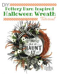 Halloween Wreath Supplies by Home Southern Charm Wreaths