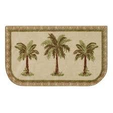 palm tree rug walmart