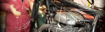 faq custom motorcycle wiring loom
