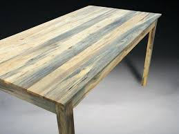 Chunky Rustic Dining Table Beetle Kill Pine Dining Table Home Decor Pinterest Pine Rustic