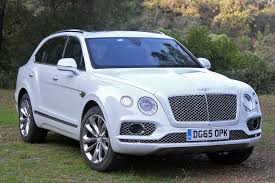 2017 bentley bentayga white fourtitude com 2016 bentley bentayga suv revealed