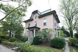 Row House Meaning - anatomy of a three decker or triple decker if you prefer