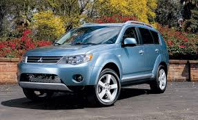 mitsubishi usa 2007 mitsubishi outlander road test u2013 review u2013 car and driver
