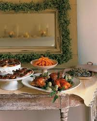 Elegant Dinner Party Menu Holiday Parties And Menus Martha Stewart