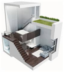 Modern Loft Style House Plans Modern Loft Home Plans Home Plan