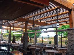 patio restaurantschiff gallery of radiant efficient outdoor heaters from patio heaters usa