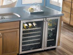 built in wine coolers reviews kitchen appliances bright led