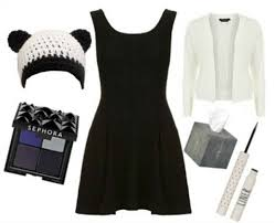 13 black dress halloween costume ideas college fashion