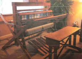 Bench Loom 2 B Weavers Used Equipment Antiques