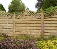 forest prague screen wooden fence panels 180 x 180cm 6x6