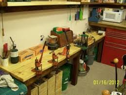 Gun Safe Bench New Reloading Room Help Page 3