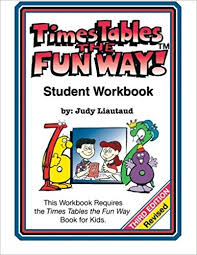 times tables the fun way online buy times tables the fun way student workbook book online at low