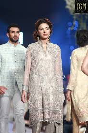 faraz manan designer dresses at pantene bridal couture week 2014