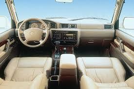 Lexus Lx Interior Pictures 1996 97 Lexus Lx 450 Consumer Guide Auto