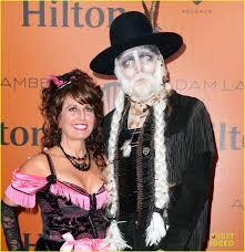 plastic surgery halloween mask adam lambert gets spooky for halloween 2015 performance photo