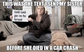 Texting And Driving Meme - think before you text someone texting and driving imgur