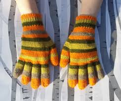coraline gloves hand knitted made to order unisex u0026