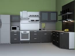 kitchen 3d design kitchen 3d model kitchen cabinets appliances 3d cgtrader captivating