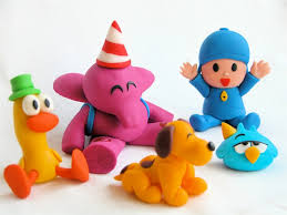 pocoyo cake toppers pocoya cake decorations kids party ideas