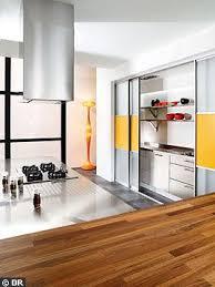stunning cacher une cuisine ouverte images joshkrajcik us