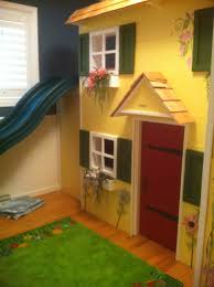 Playhouse Bunk Bed Images About Playhouse Beds On Pinterest Bed Loft And