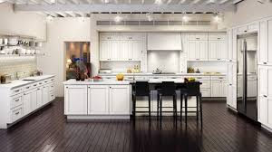 Houston Kitchen Cabinets Premium Cabinets - Shaker white kitchen cabinets