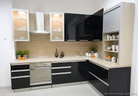 Modern Kitchen Cabinets Awesome Modern Black Kitchen Cabinets Beautiful Decorating Home