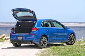 hatchback hyundai 2018 hyundai elantra gt sport hatchback review