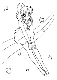sailor moon coloring pages sailor moon princess for the