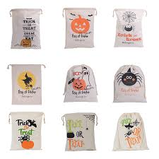 halloween party favor bag online buy wholesale canvas favor bags from china canvas favor