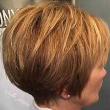 stacked shortbhair for over 50 layered pixie bob for women over 50 hair and beauty pinterest