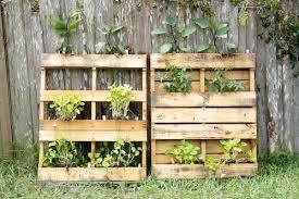 Diy Vertical Pallet Garden - how to make your own vertical pallet garden in three easy steps