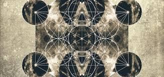 sacred geometry universe golden ratio phi spirals