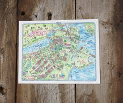 Map Of Boston Ma Map Of Boston Ma U2013 El U0027s Cards