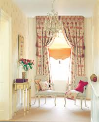 White Curtains With Blue Pattern Decorations Navy Blue Patterned Curtains With Dark Top On Two